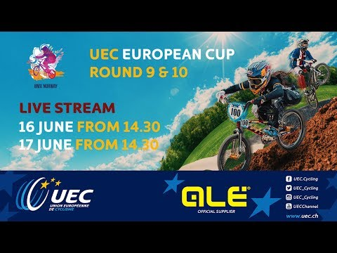 2017 UEC BMX EUROPEAN CUP Rounds 9 & 10 – Sandnes (Norway), Sunday-(June 18)