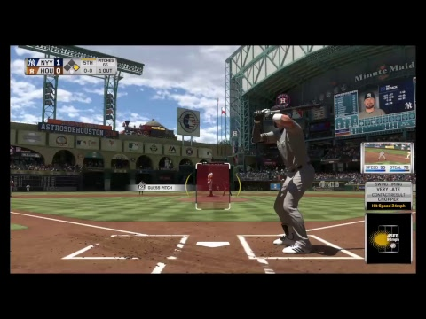 MLB The show 17 - RTTS #121 (Can we power through space city?)