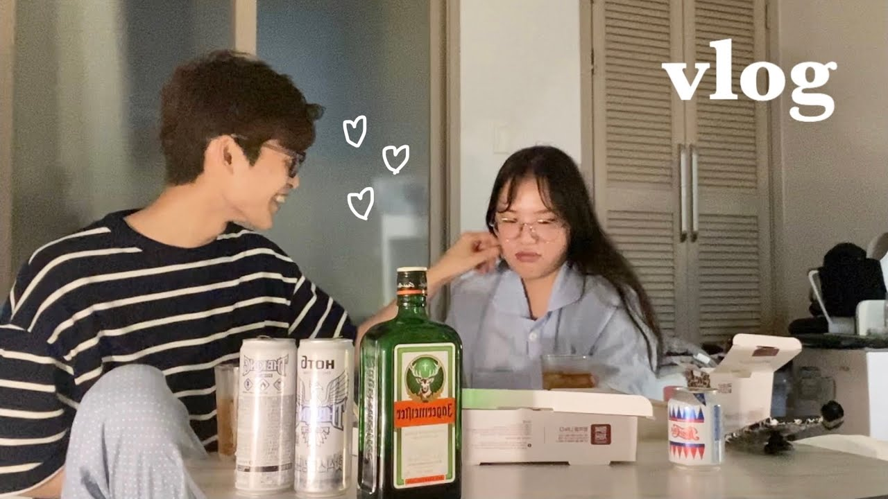 SUB) 이사 준비부터 입주 첫 날까지 vlog 🏠 새 자취방에서도 투닥거리는 우리,,^^🤍
