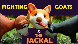 Two Fighting Goats and The Jackal | Moral Stories for Kids | Bedtime Stories