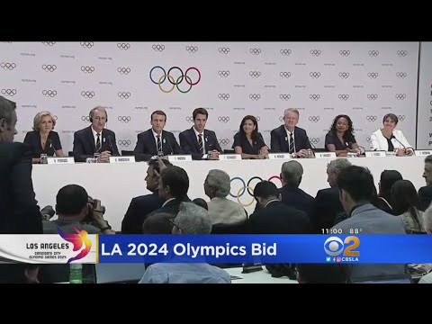 IOC Votes To Award LA Either 2024 Or 2028 Olympic Games