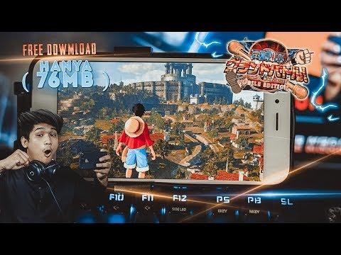 Hanya ( 67 MB ) Game One Piece Offline Di Android - Semuanya Terbuka - Nostalgia Kuy