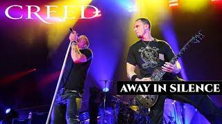 CREED - AWAY IN SILENCE   LEGENDADO PT-BR/EN