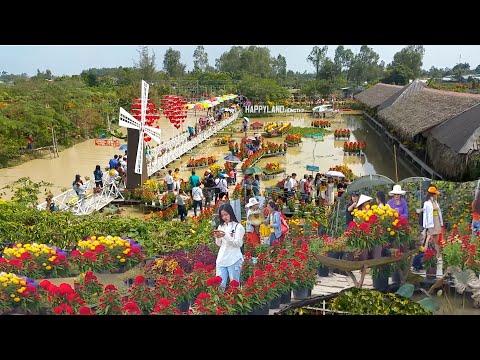 Khám Phá Khu Du Lịch Happy Land Hùng Thy đẹp nhất Sa Đéc   Du lịch Đồng Tháp