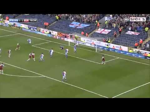 Blackburn 1-2 Burnley - 9th March 2014
