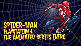 Spider Man PS4 - 90s Intro