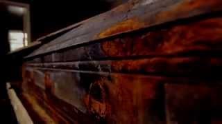 Lee Harvey Oswald Casket video