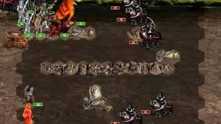 Jugando un rato al Heroes of Might & magic III - In the wake of Gods: B Z (2)