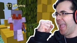 BAŞTAN SONA AKSİYON FİLMİ GİBİ ve SAĞLAM RAKİPLER | Minecraft Egg Wars