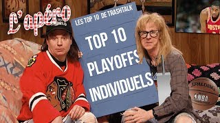 Top 10 campagnes individuelles de Playoffs all-time
