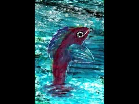 Gute-Nacht-Geschichte für Kinder: Der singende Fisch - YouTube