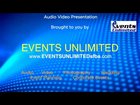 Events Unlimited Live Stream