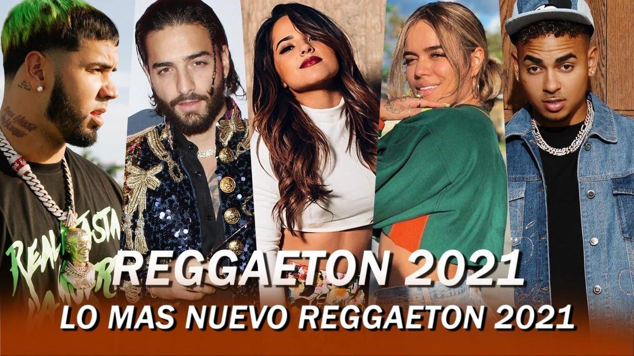 LO MAS NUEVO 2021 - NATTI NATASHA, BECKY G, MALUMA, ANUEL AA, OZUNA -  MIX REGGAETON 2021