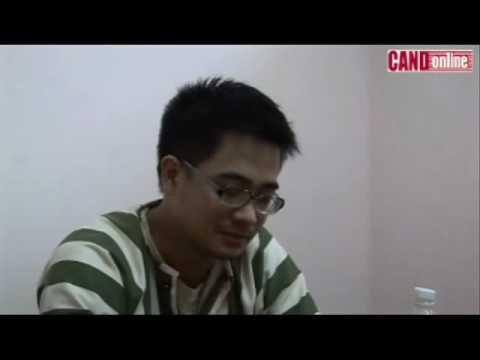 Video gặp  sát thủ  Nguyễn Đức Nghĩa trong trại tạm giam   - webyeuthuong.com