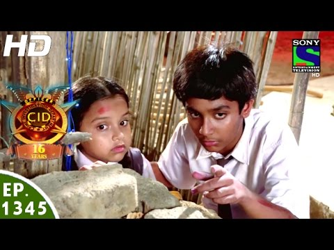 CID - सी आई डी - Bahadur Bachche - Episode 1345 - 2nd April, 2016