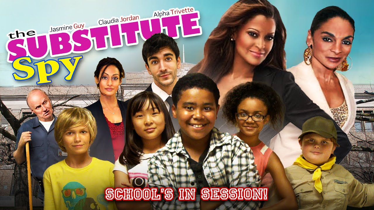 'The Substitute Spy' - School is in Session! - Full, Free Family Movie from Maverick Movie