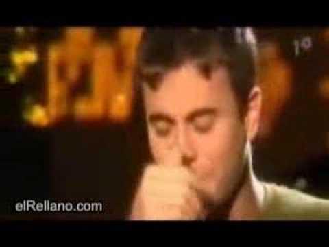 """La """"gran voz"""" de Enrique Iglesias"""