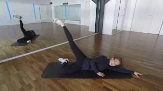 DEPOT Beine & Po Workout