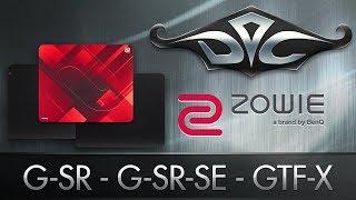 Zowie by BenQ G-SR vs. G-SR-SE vs. GTF-X. Че выбрать то??????!!!!!