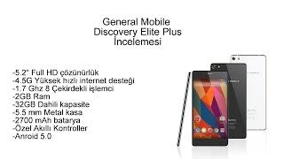 GM Discovery Elite Plus İncelemesi -- 4.5G Destekli, Metal Kasalı ve Çok Hızlı