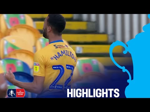 Mansfield Town 1-1 Charlton Athletic | Round 1 | Emirates FA