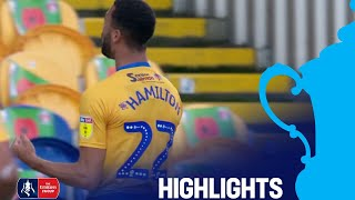 Mansfield Town 1-1 Charlton Athletic   Round 1   Emirates FA Cup 2018/19