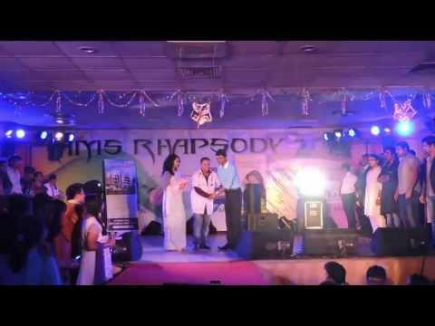Journey of Life- 4th year fashion show at Medical College Kolkata 2013