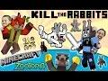 MINECRAFT ZOOTOPIA!  Nick & Judy Kill The Sloth Rabbits?!? (FGTEEV Savage Beasts Gameplay/Skit)
