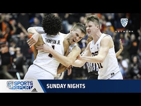 Highlights: Oregon State men's basketball defeats Washington on Stephen Thompson Jr. double OT...