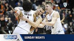 Highlights: Oregon State men's basketball defeats Washington on Stephen Thompson Jr. double OT...
