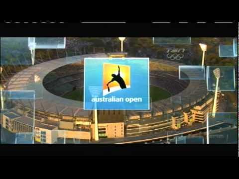 Australian Open 2012 ESPN Intro