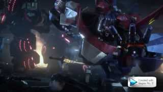 Трейлер к игре Transformers