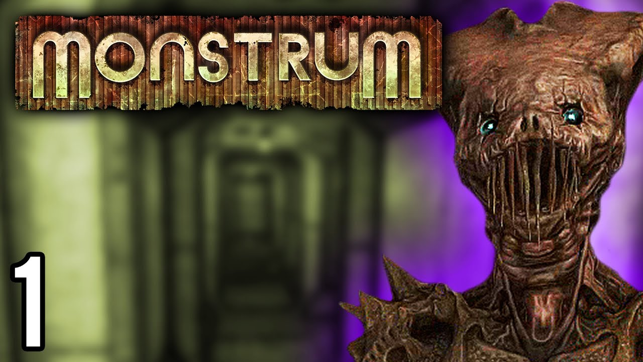 Monstrum | I Don't Do Horror Well... (Let's Play Monstrum