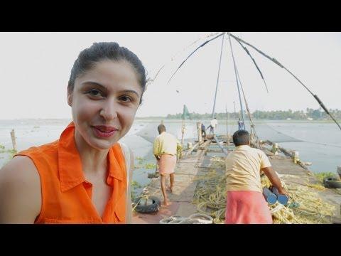 Chinese Fishing Nets- Kochi