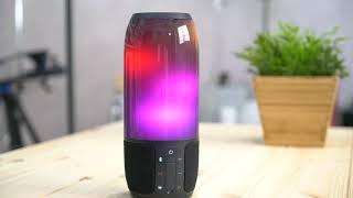 مراجعة للسماعة اللاسلكية JBL Pulse 3:عالم مليء بالأضواء!