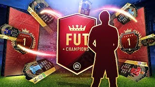 One of Huge Gorilla's most viewed videos: FUT CHAMPIONS NUMBER 1 REWARDS!! | ULTIMATE TOTW PACK!! | MASSIVE PROFIT!! | FIFA 18 ULTIMATE TEAM