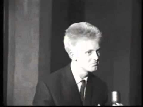 Billy Fury - Beat in the Border Interview 1962