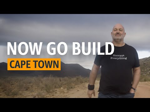 Now Go Build with Werner Vogels EP5 - Cape Town