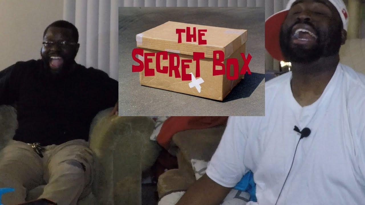 SPONGEBOB The Secret Box_JamSnugg Reaction