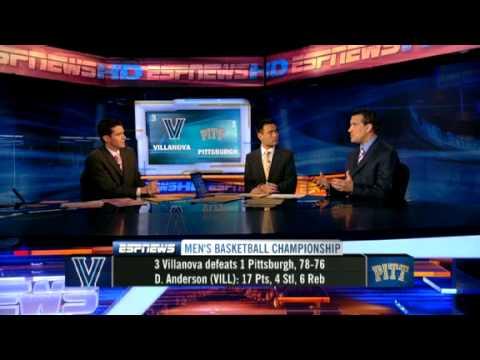 Villanova Defeats Pittsburgh to Advance to the 2009 NCAA Final Four
