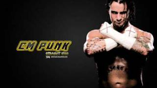 CM Punk Theme Song- This Fire Burns(Full Version)