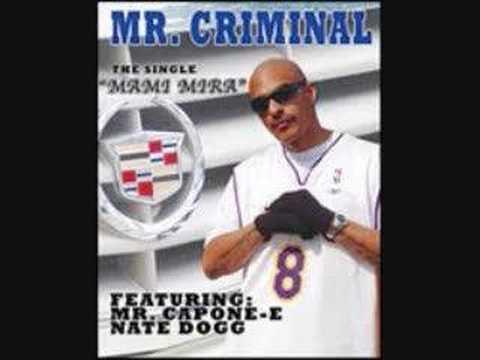 Mr. Criminal -Mami Mira WITH LYRICS