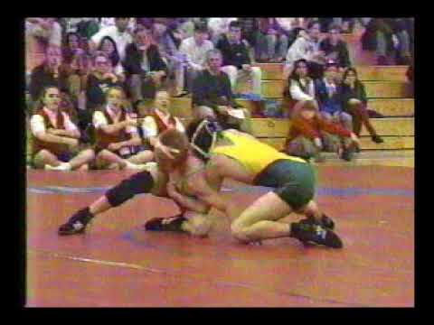 1993 Great Bridge vs. Kempsville Dual Meet