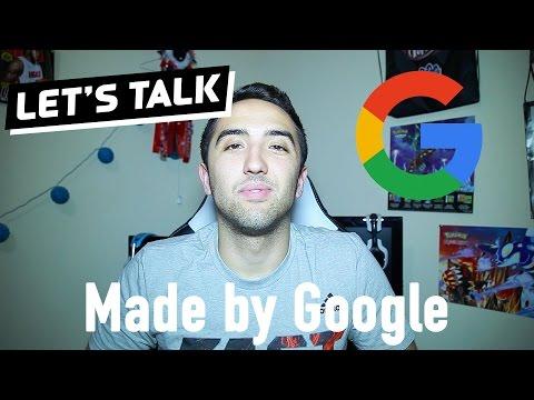 Let's Talk #5 -  #MadebyGoogle