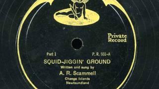 A.R. Scammell The Squid Jiggin