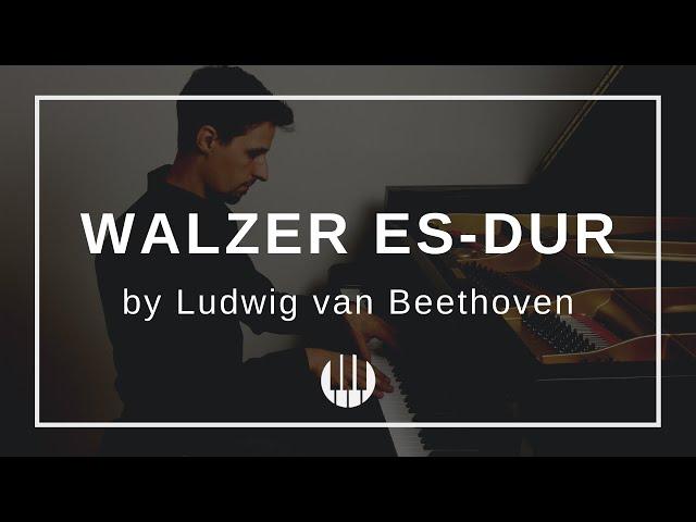 Walzer Es Dur WoO 84 by Ludwig van Beethoven