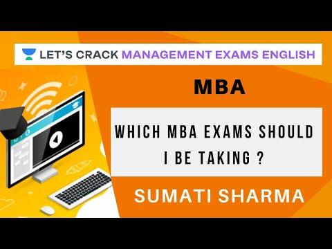 which-mba-exams-should-i-be-taking-?- -cat/mba-i-sumati-sharma