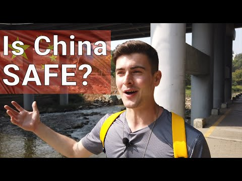 Is China a Safe Country?