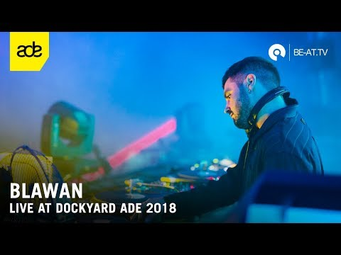 Blawan @ Dockyard Festival ADE 2018 - Machine Stage (BE-AT.TV)