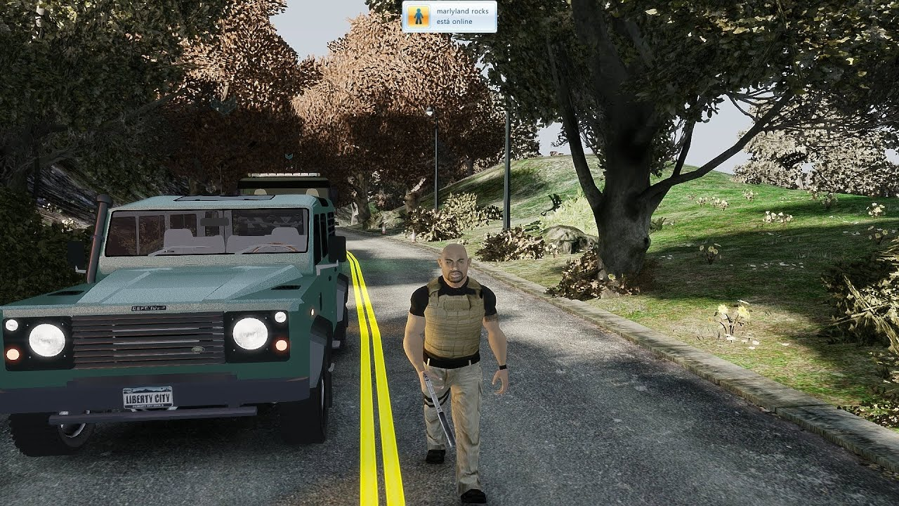 Gta 4 Fast And Furious 6 The Rock Army Military Truck